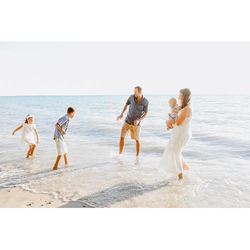 Tad and Jessi Dowker Family